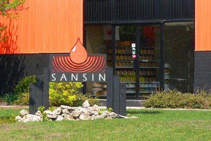 About Sansin